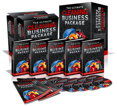 Cleaning Business Package